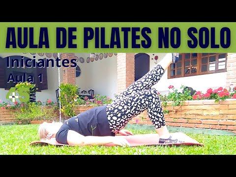 😍 AULA PILATES SOLO - INICIANTES | Aula 1 😍 #pilates #auladepilates #pilatessolo