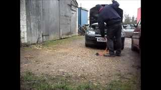 Peugeot 306 TD cold start no glow plugs