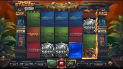 Temple Stacks Splitz Bonus Feature (Yggdrasil)