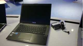 Asus AsusPro BU400V im Hands On Deutsch