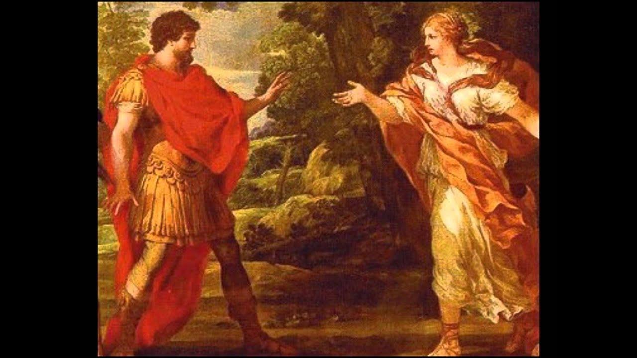The Odyssey Book V Odysseus