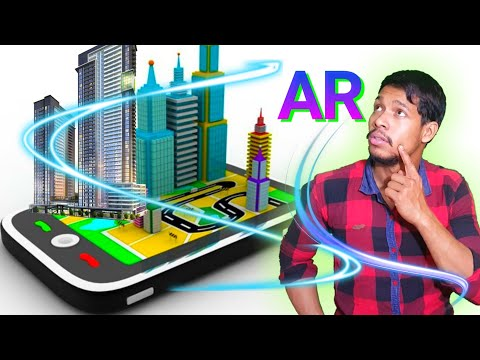 360° 3D AR Moscow City app/Aaura Technical