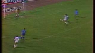 Görögország - Magyarország 1986.11.12 Boda Imre gólja