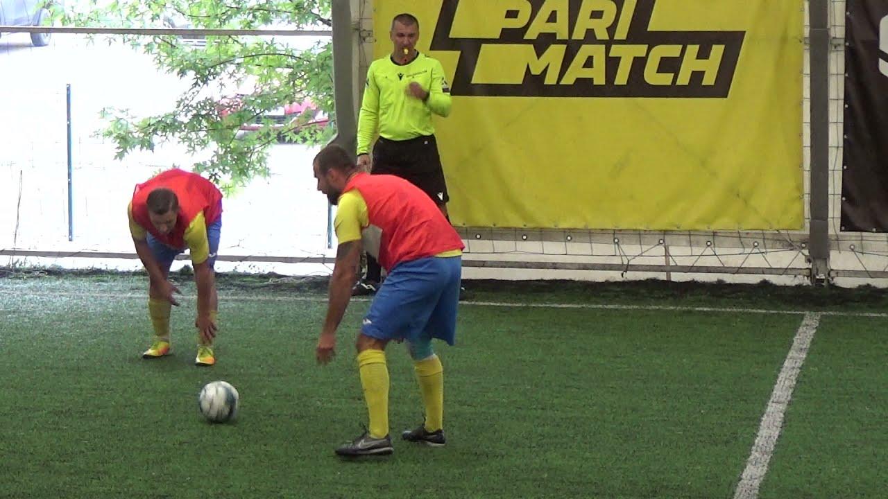 Матч повністю | АФК Гренадер 1 : 7 WTeam | Parimatch League 2021