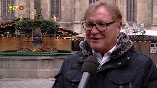 Glühwein & Schlittschuh  - Am Mittwoch startet der Weihnachtsmarkt