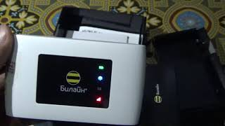 Modem Wifi Mifi GSM All Operator ZTE Mf920