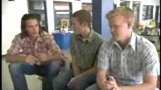 connectYoutube - Taylor Kitsch , Zach Gilford & Jesse Plemons - Speaking on S3.flv