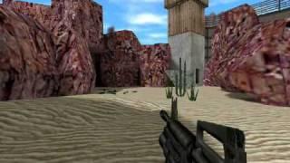 Half-Life Walkthrough: Surface Tension part 1