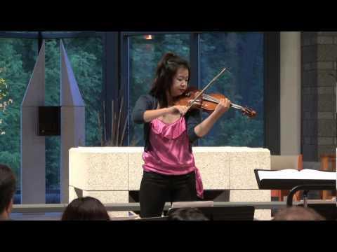 Recitativo & Scherzo Caprice for Solo Violin- Fritz Kreisler
