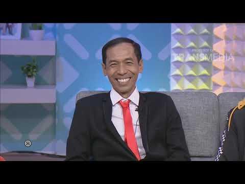 BROWNIS - Pak Jokowi KW Mengajari Cara Goyang Dayung (25/9/18) Part 3