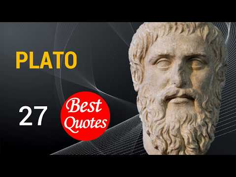 🔴 The 27 Best Quotes by Plato ✅