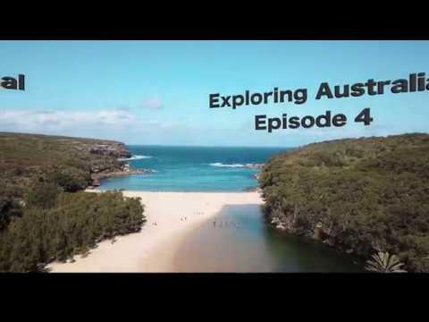 Exploring Australia Episode 4 - Royal National Park