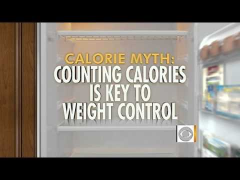 Biggest calorie myths