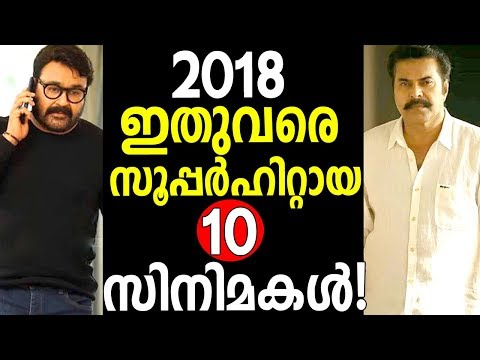 Top 10 Super Hit Movies in Malayalam till July 2018 Mp3