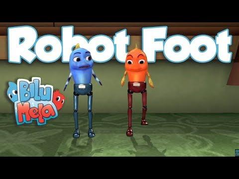 Bilu Mela - Robot Foot