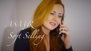 A Soft Hard Sell! - ASMR Catalogue Role Play - Page Flipping, Pen Circling, Hardcover Tapping