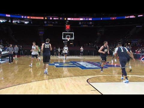 Notre Dame's Matt Gregory extends his career