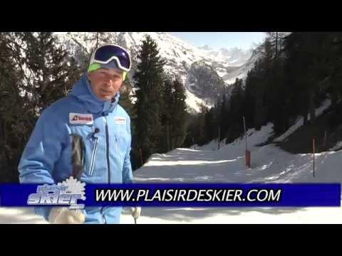 Le Plaisir de Skier Zinal et Grimentz dans le Valais en  Suisse