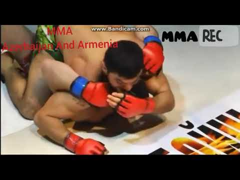 MMA Azerbaijan And Armenian