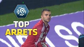 Top Arrêts mi-saison Ligue 1 2014/2015