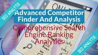 Most Comprehensive SEO Tool for  Small Businesses in 2018 | SEOAnalytix