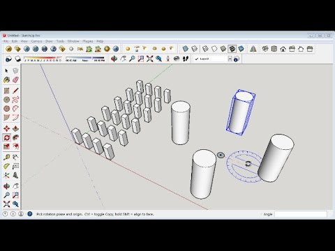 multiple copy sketchup plugin
