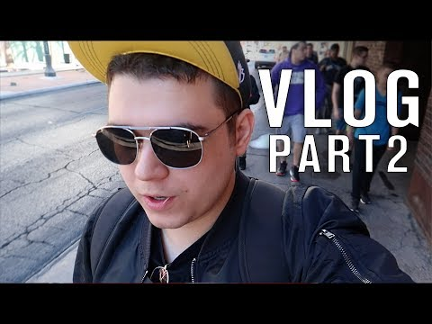 Las Vegas Vlog 2