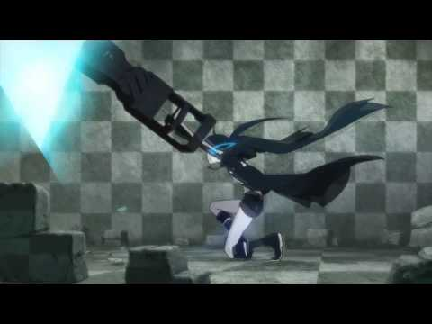 720p Black★Rock Shooter AMV Black Rock Shooter  Hatsune Miku