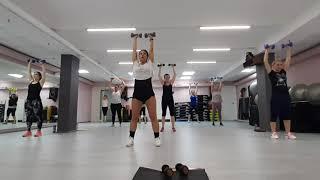 Функциональный тренинг конечная связка Спорт Фитнес Упражнения для всех