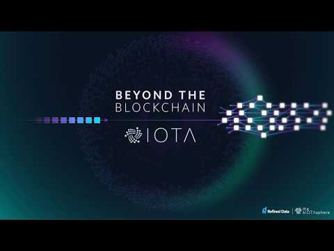 IOTA - 2nd Annual Blockchain Conference Toronto - April 2018 - more than 100 Billion Reasons Why