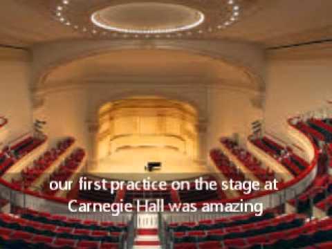 Carnegie Hall Movie