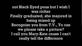 Hoodie Allen - White Girl Problems LYRICS Mp3