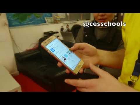 CES Social Programme Application