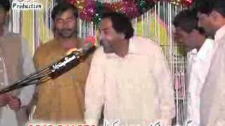 Zakir Manzoor Hussain shah Qasida Aasfi , kaba Ali di ,at jashan 2014 Dhudyal