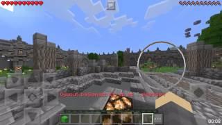(BU AKŞAM AÇILIR) EGG WARS SERVERİMİZ AÇILDI (MCPE) - Minecraft PE EGGWARS SERVER!