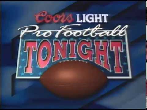 "Pro Football Tonight (""Hornet Keeper"")"
