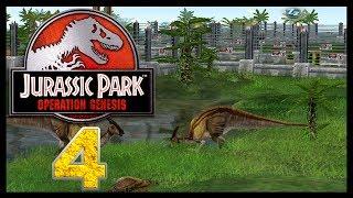 Jurassic Park: Operation Genesis - Episode 4 - We love dinosaurs!
