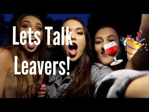All About My Leavers Experience!