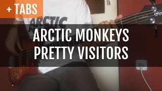 Baixar Arctic Monkeys - Pretty Visitors (Bass Cover with TABS!)