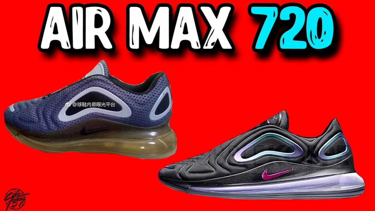 c26a5e05d83a First Look at the Nike Air Max 720! - YouTube