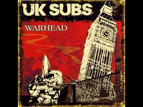 UK Subs Warhead 2008 new version