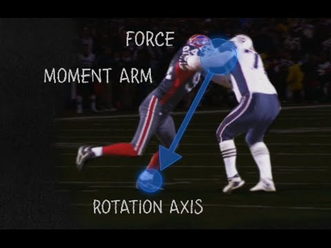 Self Locking Nut >> Torque - Science of NFL Football - YouTube