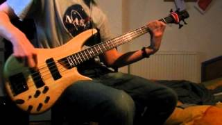 Maroon 5 - Harder to Breathe [Bass Cover]