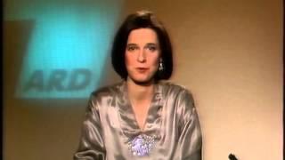 Sylvia Kamm ARD Ansage 2.2.1985