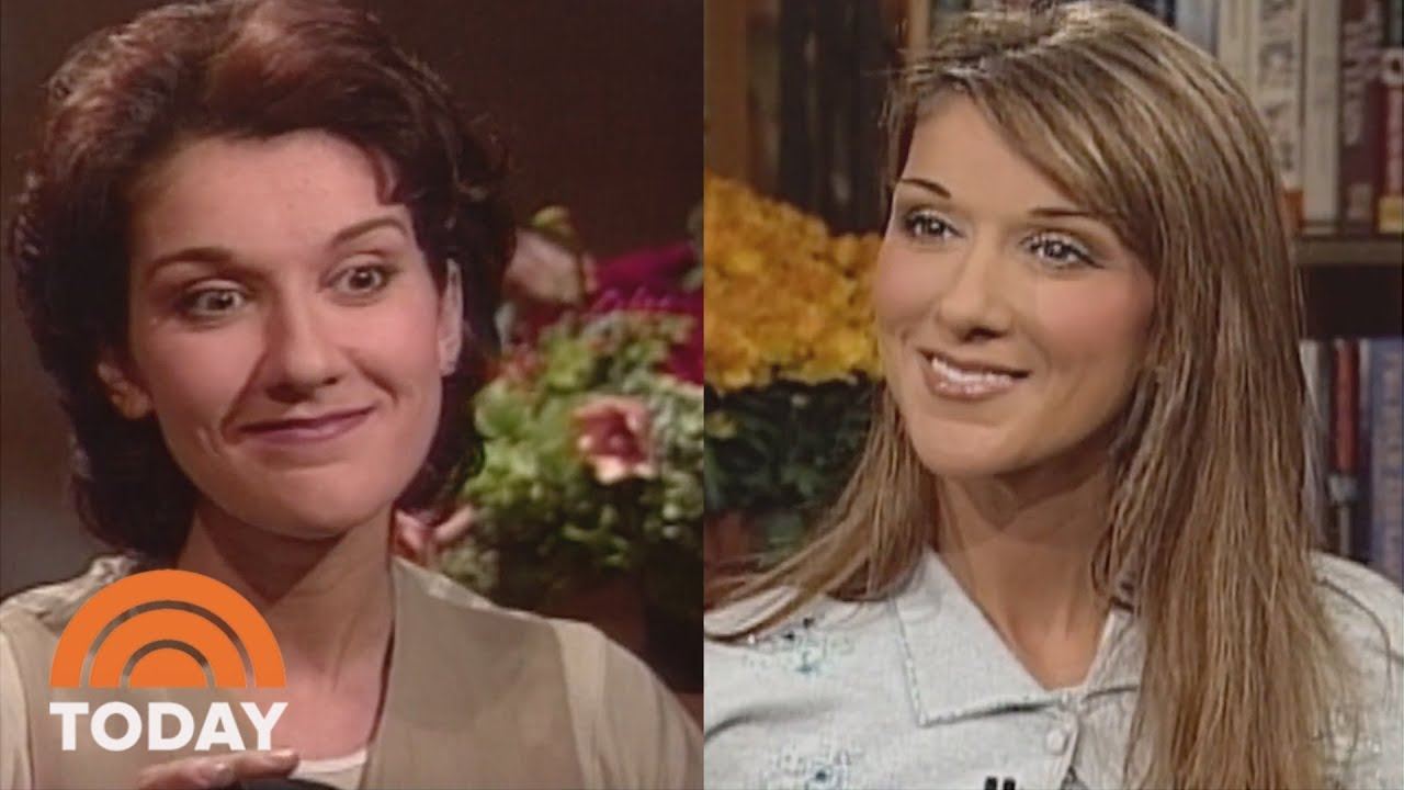 Celine Dion S Best Interviews From The 1990s Youtube