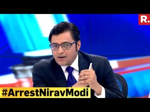 Whistleblowers EXPOSES UPA On Live Debate #NiravModiScam | The Debate With Arnab Goswami
