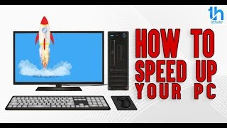 Speed Up PC using HDD and Pendrive | QUICK TIP | WINDOWS 10 | Techunter