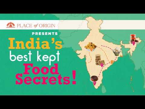 India's best kept food secrets | Place of Origin | #MomoVector