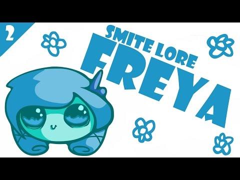 SMITE Lore Ep. 2: Who is Freya?