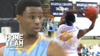 Andrew Wiggins Is A Kansas Jayhawk!! NASTY Mixtape...Best High School Prospect Since LeBron??